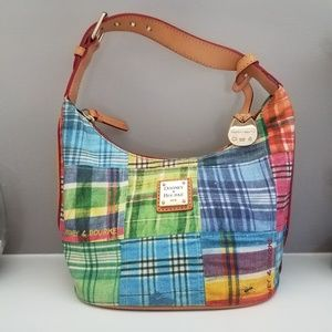 Dooney and bourke madras picnic ants purse